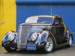 フォード フォード FORD 3 Window Coupe  Street Rod レストア車