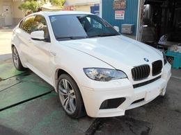 BMW X6 M 4.4 4WD サンルーフ HDDナビ