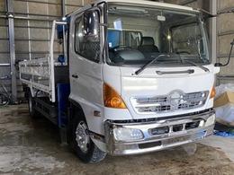 日野自動車 レンジャープロ 増トン 3段クレーン ラジコン付き