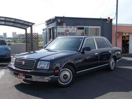 トヨタ センチュリー 5.0 デュアルEMVパッケージ装着車 純正ナビ ドアミラー 本革シート ETC