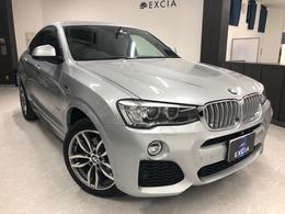 BMW X4 xドライブ28i Mスポーツ 4WD ドライブレコーダー 電動リアゲート