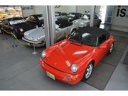 ポルシェ 911カブリオレ スピードスター オリジナル車 D車 記録簿22枚