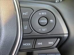 トヨタセーフティセンス装備で、安全装備も充実です。