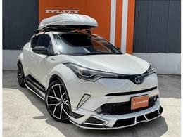 トヨタ C-HR ハイブリッド 1.8 G 1年無制限距離保証 WALDコンプリートカー