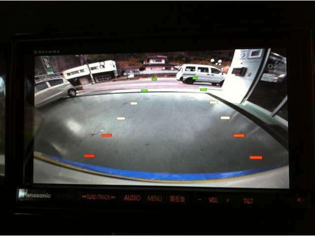 Bプラン画像:バックカメラ取付けプラン!これで苦手な車庫入れももう安心!見えない死角をしっかり映してくれるバックカメラを取り付けます!