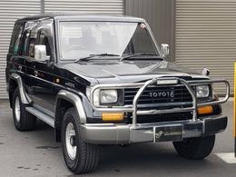 トヨタ ランドクルーザープラド 3.0 EXワイド ディーゼルターボ 4WD ディーゼル 8人乗り
