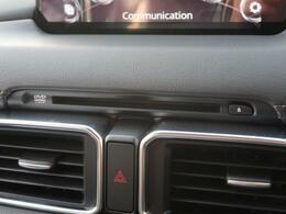 メーカーオプションのフルセグTVとDVD(30000円)が装備されています♪映像も楽しみながら運転できますね♪