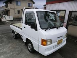 スバル サンバートラック 660 TC 三方開 4WD