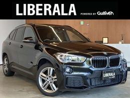 BMW X1 xドライブ 18d Mスポーツ 4WD 1オーナー インテリジェントセーフティー