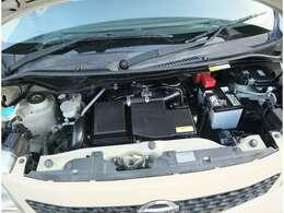 ★綺麗なエンジンルームで納車前点検整備になりますのでご安心してお乗り頂けます★