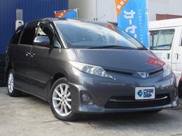 トヨタ エスティマ 2.4 アエラス Gエディション 7人・両側電動Sドア・Bluetooth対応ナビ