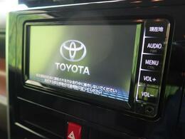 地デジTVの視聴も可能な多機能ナビです。