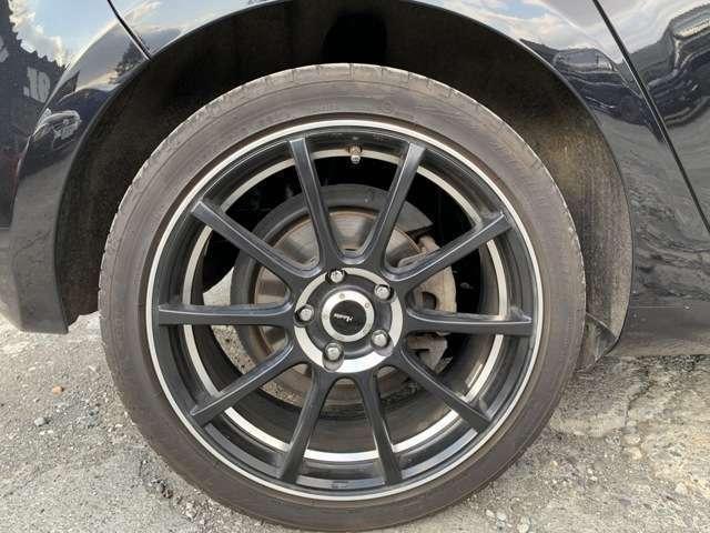 18インチホイール・新品夏タイヤ さらに点検・整備後納車ですので安心してお選び下さい。