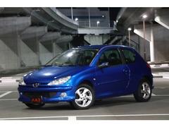 プジョー 206 の中古車 XS 愛媛県松山市 9.8万円