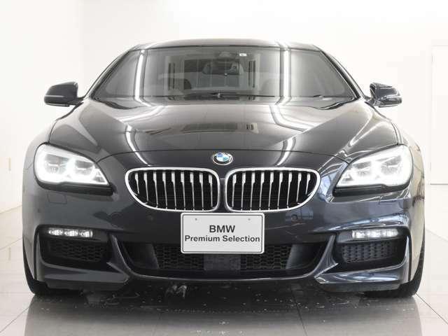 BMWを象徴するキドニーグリル