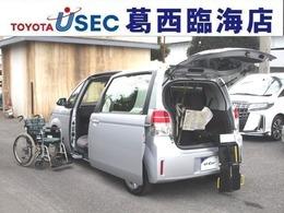 トヨタ スペイド 1.5 X ウェルキャブ 助手席回転チルトシート車 Bタイプ TSSC 専用車いす付 キーレス 左自動ドア