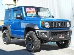 スズキ ジムニーシエラ 1.5 JC 4WD 新品ナビ/バックカメラ/ドライブレコーダー