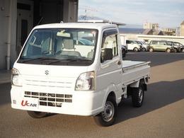 スズキ キャリイ 660 KC パワステ 農繁仕様 3方開 4WD ダイヤモンド保証付き1年間走行無制限保証