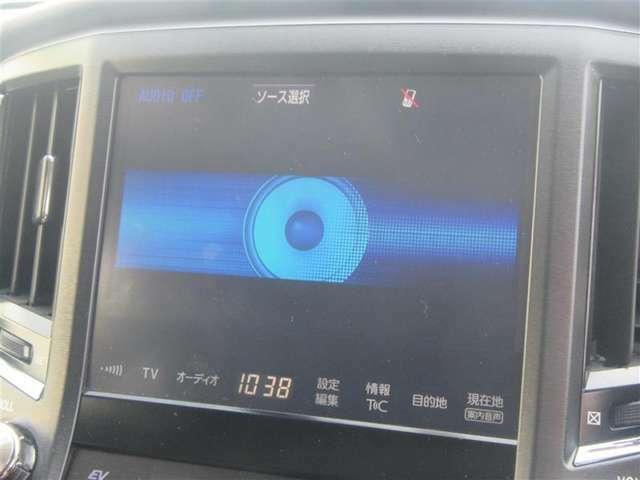【カーナビ】操作しやすいボタンと見やすい画面です!