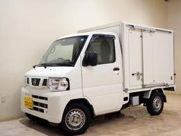 日産 NT100クリッパー 660 DX 4WD 夏冬タイヤ 一年保証 保冷車
