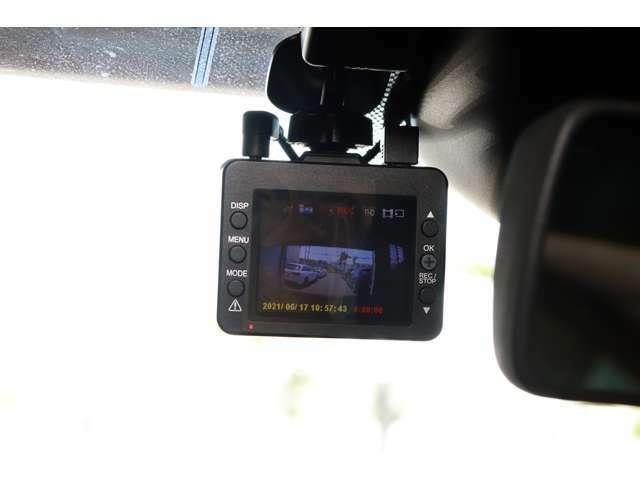 Yupiteru前後2カメラドライブレコーダー装着!DRY-TW8500d