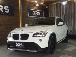 BMW X1 sドライブ 18i 社外品ナビ 地デジ バックカメラ ETC