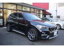 BMW X1 xドライブ 18d xライン 4WD ハイラインPKG