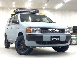 トヨタ プロボックスバン 1.5 DXコンフォートパッケージ 新品シートカバー新品MTタイヤ カスタム