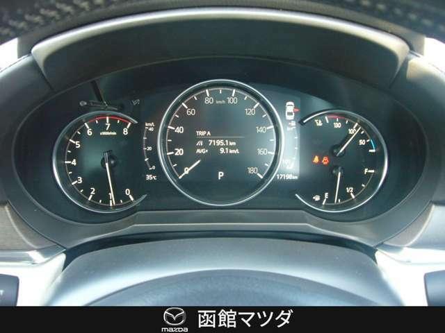 メーター☆走行距離17199キロメートル☆