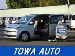 トヨタ スペイド 1.5 F ウェルキャブ サイドアクセス車 脱着シート仕様 Bタイプ 手動式