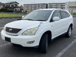 トヨタ ハリアー 3.0 300G 4WD キーレス ETC