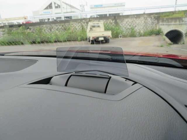 アクティブドライビングディスプレイを装備、運転状況の把握をサポートします