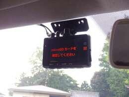 ★今人気のドライブレコーダー付き♪