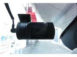 今や必須装備!ドライブレコーダーが装着されております。事件・事故の際には、大変ありがたい装備です!