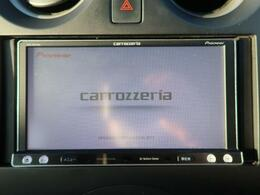 社外SDナビ『嬉しいナビ付き車両ですので、ドライブも安心です☆DVD再生、Bluetooth接続可能です☆』