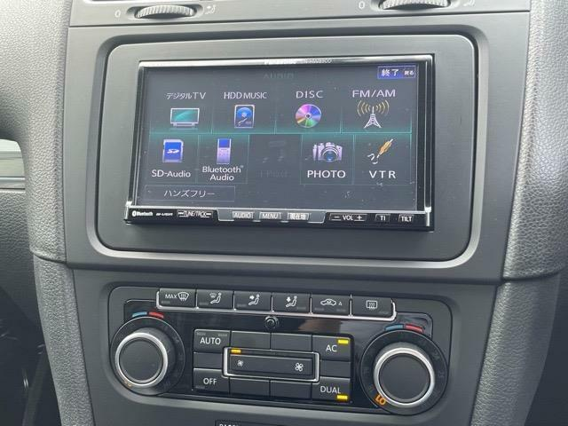 ◆社外HDDナビ【フルセグTV、音楽プレイヤー接続可能。バラエティー性に富んだ装備なので道案内だでなくドライブを楽しくさせてくれます】