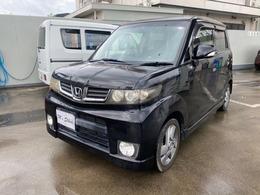 ホンダ ゼスト 660 スパーク W 車検令和4年9月/スマートキー/ナビ/アルミ