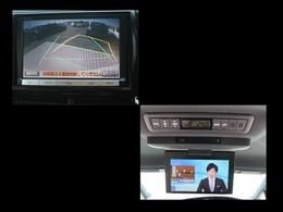 バックモニターは後退時の安全確認に役立ちます!後席モニターで後ろに乗る方も退屈知らず!