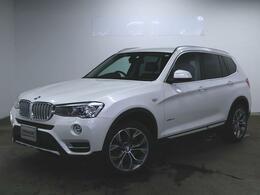 BMW X3 xドライブ28i xライン 4WD 1ヵ月保証付