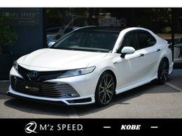 トヨタ カムリ 2.5 G パノラマルーフ ZEUS新車コンプリートカー