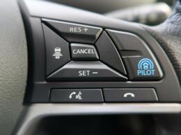 ●【プロパイロット】装備!高速道路での単調な渋滞走行と長時間の巡航走行。プロパイロットはこの2つのシーンでドライバーに代わってアクセル、ブレーキ、ステアリングを自動で制御するシステムです♪