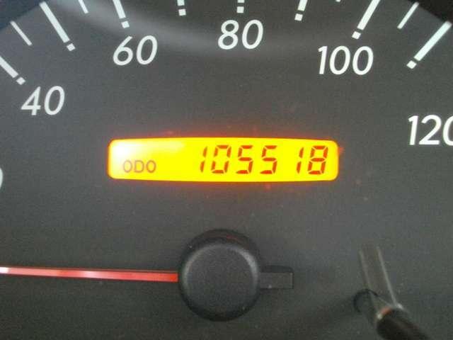 105518kmタイミングベルト交換必要