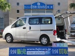 日産 NV200バネットバン 1.6 チェアキャブ 車いす1名仕様 専用サードシート有 福祉車輌 車いす1基 7人乗り