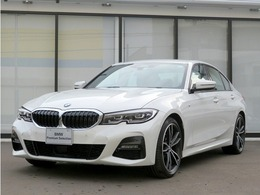 BMW 3シリーズ 320d xドライブ Mスポーツ ディーゼルターボ 4WD デビューPKG 黒革 19AW オートトランク ACC