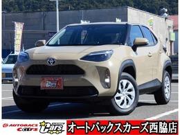 トヨタ ヤリスクロス 1.5 X 新車 パノラミックビューモニター装備
