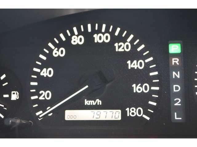 実走行8万km!当社では、修復歴有車、メーター改ざん車は取り扱っておりません。全て実走行距離のお車になります ご安心してカーライフをお楽しみください!