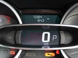 走行約73300km クルーズコントロールが装備されています。