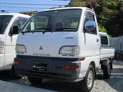 三菱 ミニキャブトラック の中古車 660 TS 三方開 4WD 長崎県長崎市 16.0万円