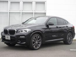 BMW X4 xドライブ30i Mスポーツ 4WD BMW正規認定中古車