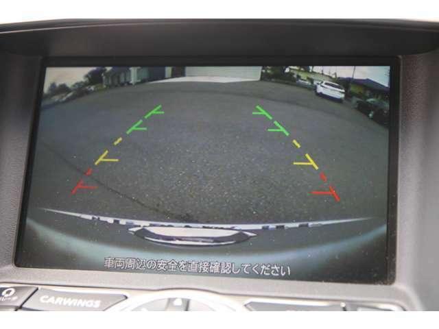 便利なカラーバックモニター付き♪後方確認が容易に可能です!距離感も掴みやすくとっても安心でございます♪バックが苦手な方にも大変便利ですので是非ご活用下さい♪